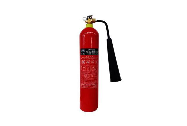 昆山消防器材灭火器